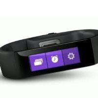 Bracelet connecté : Microsoft présente Band