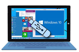 Windows 10 sous clé USB